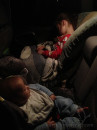 Exhausted Kids