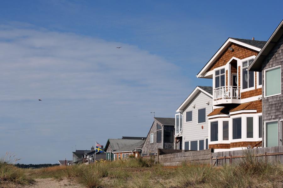 Seaside Oregon Beach Houses